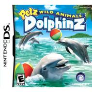 Petz Wild Animals Dolphinz For Nintendo DS DSi 3DS 2DS - EE699493