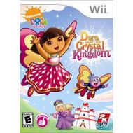 Dora The Explorer: Dora Saves The Crystal Kingdom For Wii - EE699563