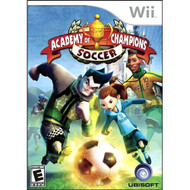 Academy Of Champions Soccer For Wii Strategy With Manual And Case - EE699570