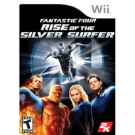 Fantastic Four: Rise Of The Silver Surfer For Wii - EE699574