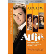Alfie Widescreen Special Edition On DVD With Jude Law Comedy - EE699597