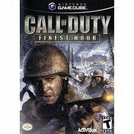 Call Of Duty: Finest Hour For GameCube COD - EE699836