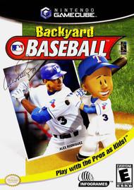 Backyard Baseball For GameCube - EE699856