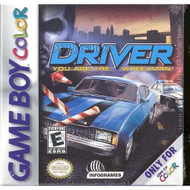 Driver On Gameboy Color - EE699883