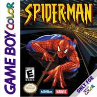 Spider-Man On Gameboy Color - EE699889