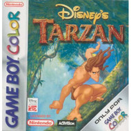 Disney's Tarzan For Arcade On Gameboy Color - EE699904