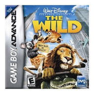 Disney Pictures Presents: The Wild Game Boy Advance For GBA Gameboy - EE699970