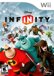 Disney Infinity Game Only For Wii - EE700141