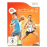 Active 2 Personal Trainer Game Only For Wii With Manual And Case - EE700318