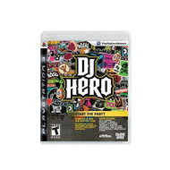 DJ Hero 1 For PlayStation 3 PS3 - EE700343