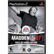 Madden NFL 07 Hall of Fame Edition - EE33582