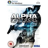 Alpha Protocol Software - EE34169