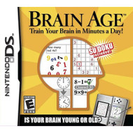 Brain Age: Train Your Brain in Minutes a Day! - EE36129
