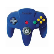 Nintendo 64 Controller Blue For N64 N64 00006 - EE700350