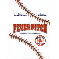 Fever Pitch Boston Red Sox Curse Reversed Edition On DVD With Drew - EE700380