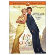 How To Lose A Guy In 10 Days Widescreen Edition On DVD With Kate - EE700381