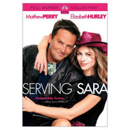 Serving Sara Full Screen Edition On DVD With Matthew Perry Romance - EE700396