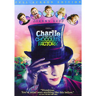 Charlie And The Chocolate Factory Full Screen Edition On DVD With - EE700417