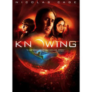 Knowing On DVD With Nicolas Cage - EE700419