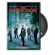 Inception On DVD With Leonardo Dicaprio - EE700458