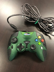 Controller Gamester Wired Green Controller For Xbox Original LAZ139 - EE700600