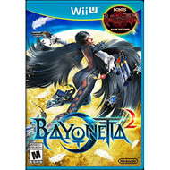 Bayonetta 2 For Wii U With Manual And Case - EE700858