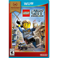 Nintendo Selects: Lego City: Undercover For Wii U With Manual And Case - EE700861