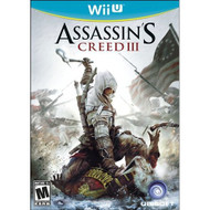 Assassin's Creed III For Wii U - EE700872