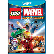 Lego: Marvel Super Heroes For Wii U - EE700881