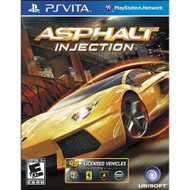 Asphalt: Injection PlayStation Vita For Ps Vita Racing - EE700912