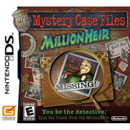Mystery Case Files: Millionheir For Nintendo DS DSi 3DS 2DS Trivia - EE700952