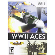 WWII Aces For Wii And Wii U Racing - EE700984