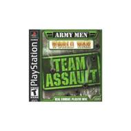 Army Men World War: Team Assault For PlayStation 1 PS1 - EE701054
