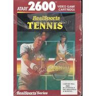 Realsports Tennis For Atari 2600 Vintage - EE701235