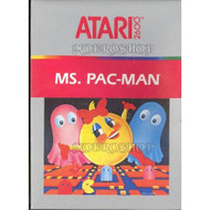 Ms Pac-Man For Atari Vintage Arcade - EE701240