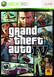 Grand Theft Auto IV For Xbox 360 - EE701299