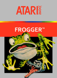 Frogger For Atari Vintage - EE701310