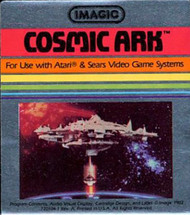 Cosmic Ark For Atari Vintage - EE701311