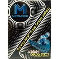 Tron: Deadly Discs Atari 2600 For Atari Vintage Arcade - EE701312