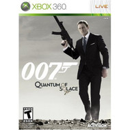 James Bond 007: Quantum Of Solace For Xbox 360 Shooter - EE701480