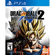 Dragon Ball Xenoverse 2 Standard Edition For PlayStation 4 PS4 - EE701606