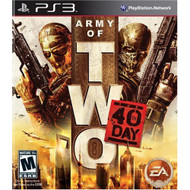 Army Of Two: The 40th Day For PlayStation 3 PS3 - EE701653