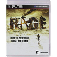 Rage For PlayStation 3 PS3 Shooter - EE701667