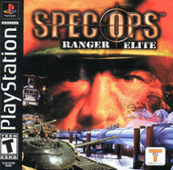 Spec Ops: Ranger Elite PlayStation For PlayStation 1 PS1 Shooter With - EE701713