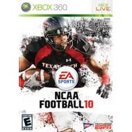 NCAA Football 10 For Xbox 360 - EE701783