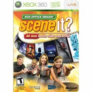Scene It? Box Office Smash Game only For Xbox 360 Trivia - EE702081