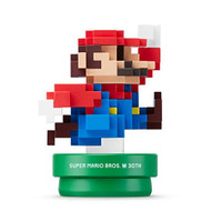 Amiibo 30th Anniversary Mario Modern Color For Wii U Figure Character - EE702091