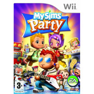 Mysims Party For Wii And Wii U - EE702237