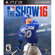 MLB The Show 16 For PlayStation 3 PS3 Baseball - EE702250