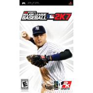 Major League Baseball 2K7 Sony For PSP UMD With Manual And Case - EE702294